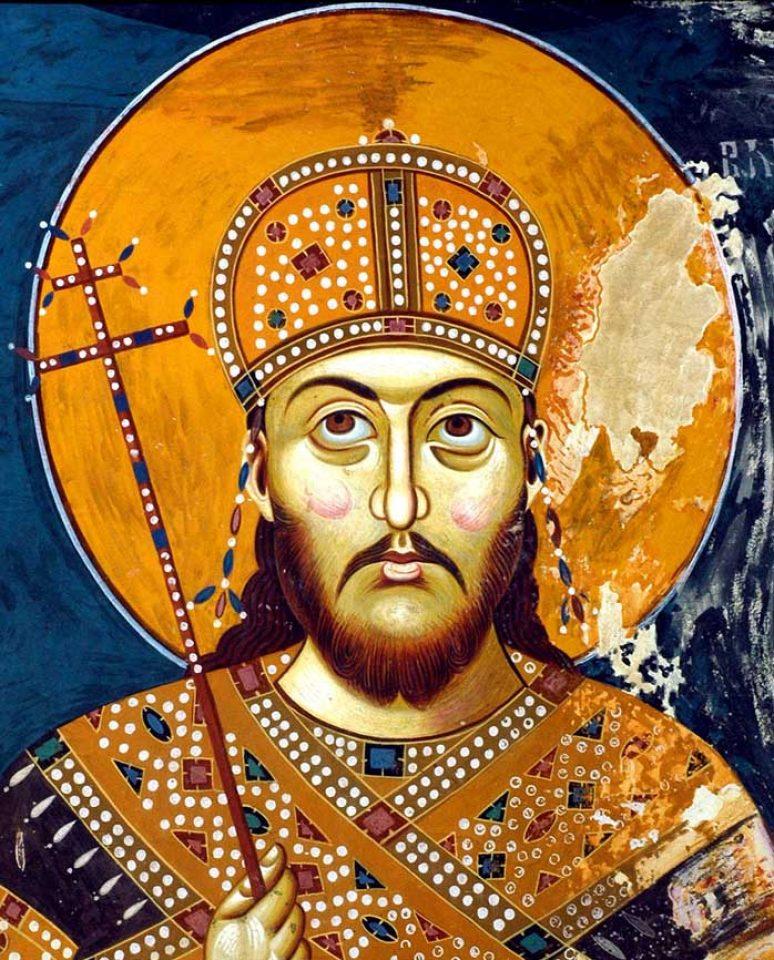 Serbian Emperor Stefan Dušan