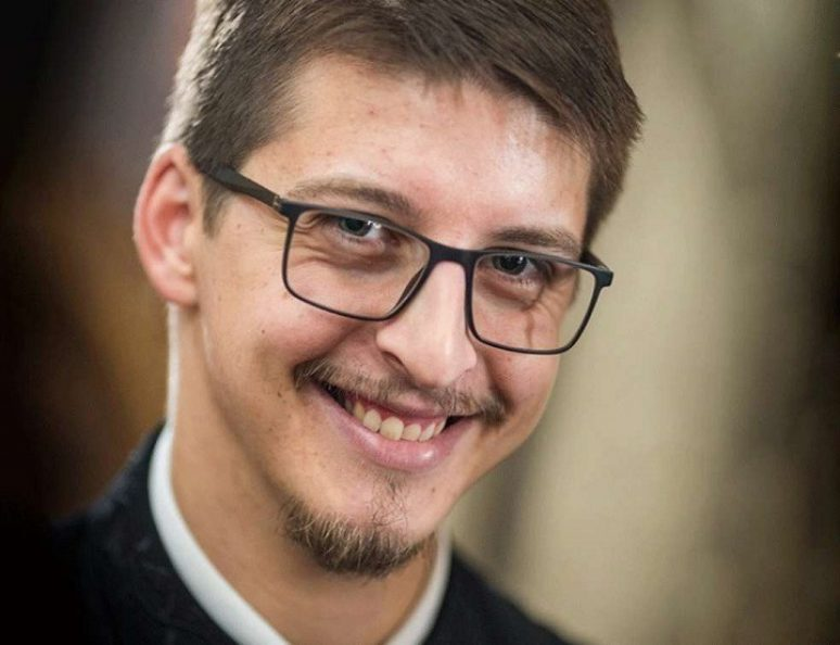 Свештеник Стефан Миловановић