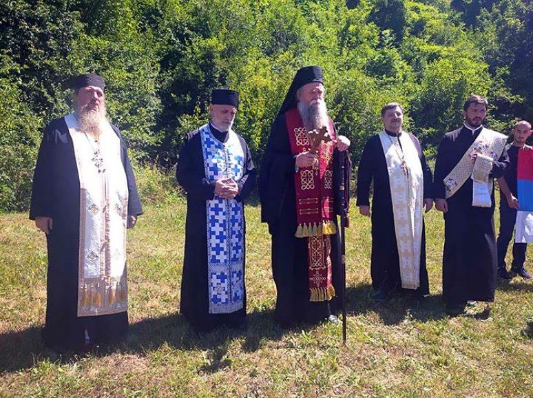 Jul 2020 Osvecenje Krstova U Novisicima