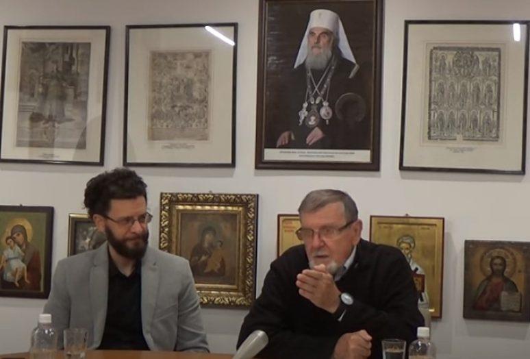 протојереј ставрофор проф. др Предраг Пузовић