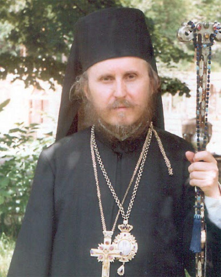 Блаженопочивши Владика Будимски Данило Крстић