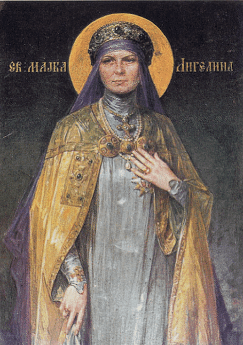 Преподобна Ангелина