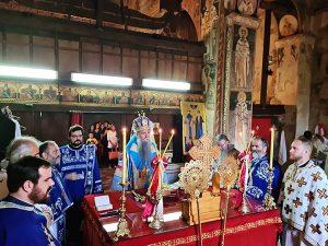 Avg 2020 Arhijerejska Liturgija Na Veliku Gospojinu U Manastiru Piva 1