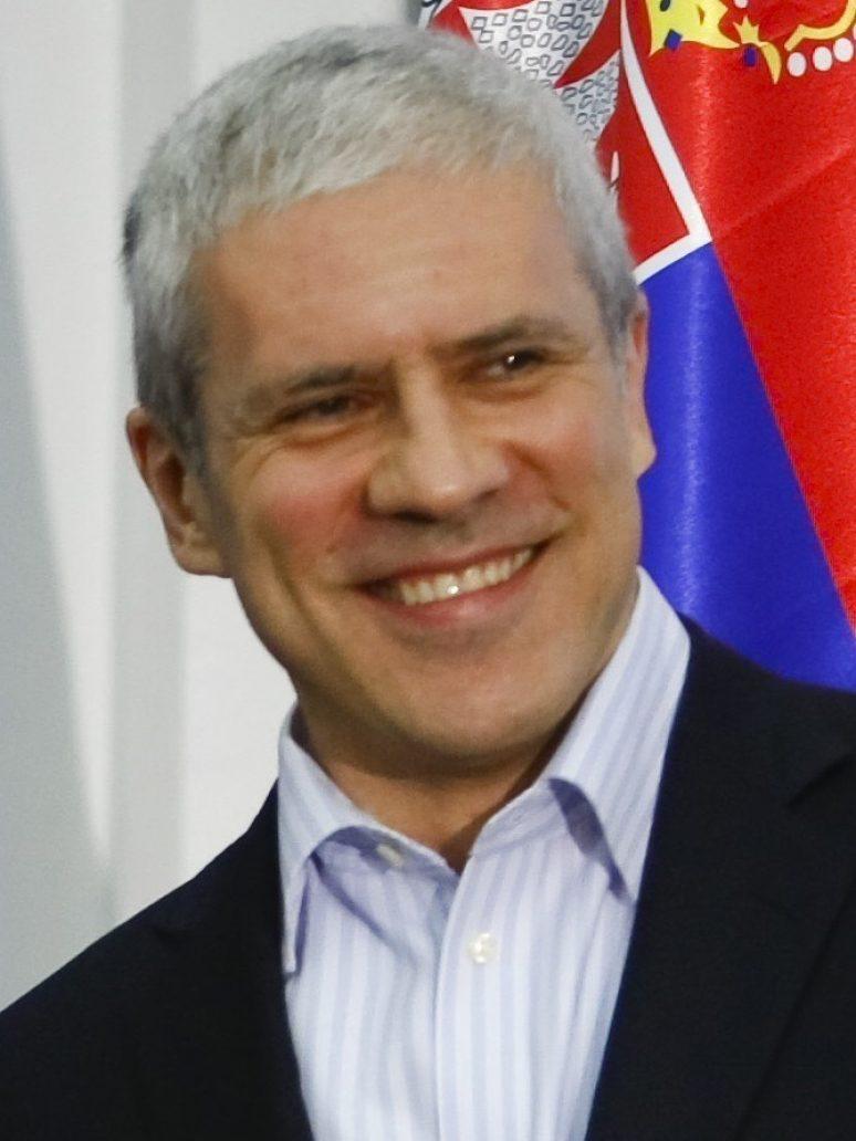Boris Tadic 2010