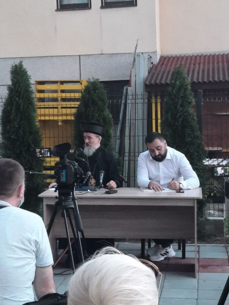 Епископ Атанасије предавање