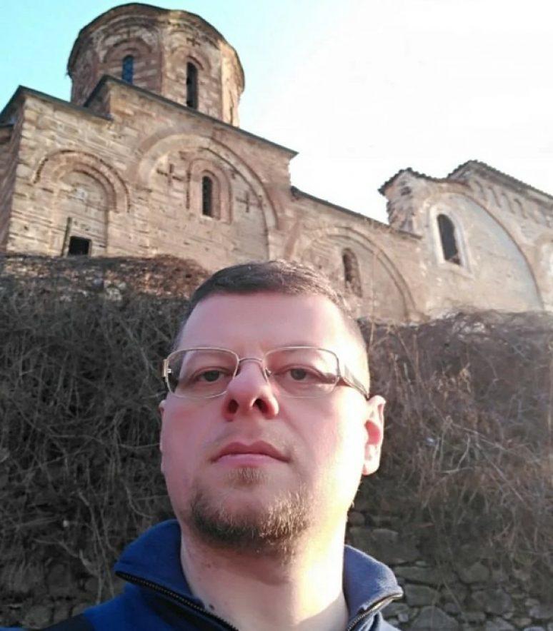 Иван Булатовић фотографија са друштвене мреже