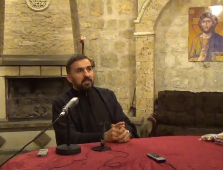 Отац Никола Пејовић, фото Youtube Printscreen