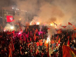 Podgorica Protesti