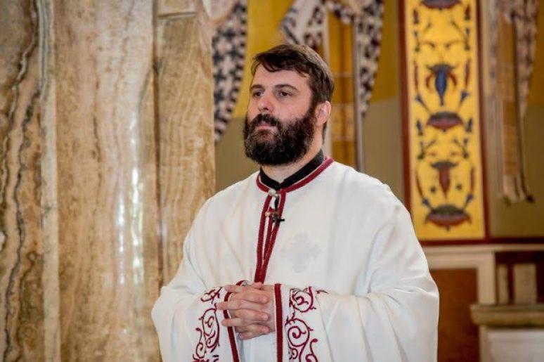 Презвитер Игор Балабан