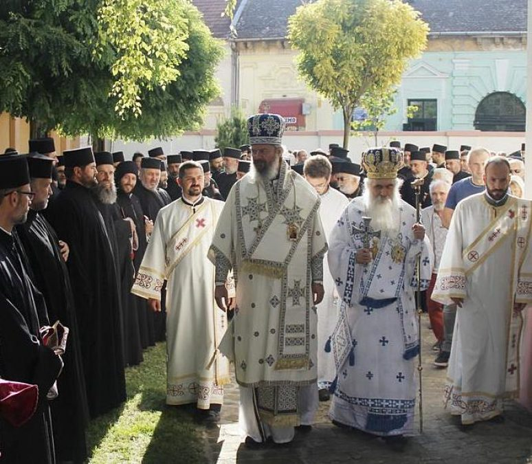 У Сомбору прослављен Патрон Епархије бачке