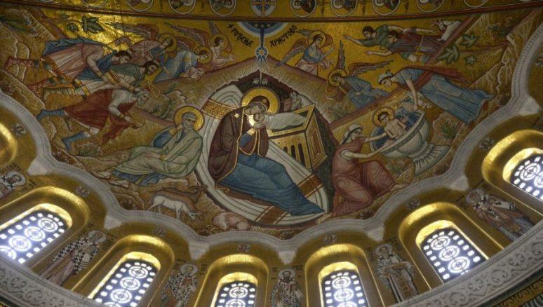 Mozaik Hram Svetog Save
