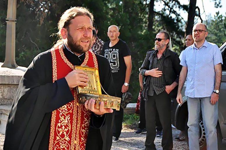Otac Slobodan Pozvao Na Mir