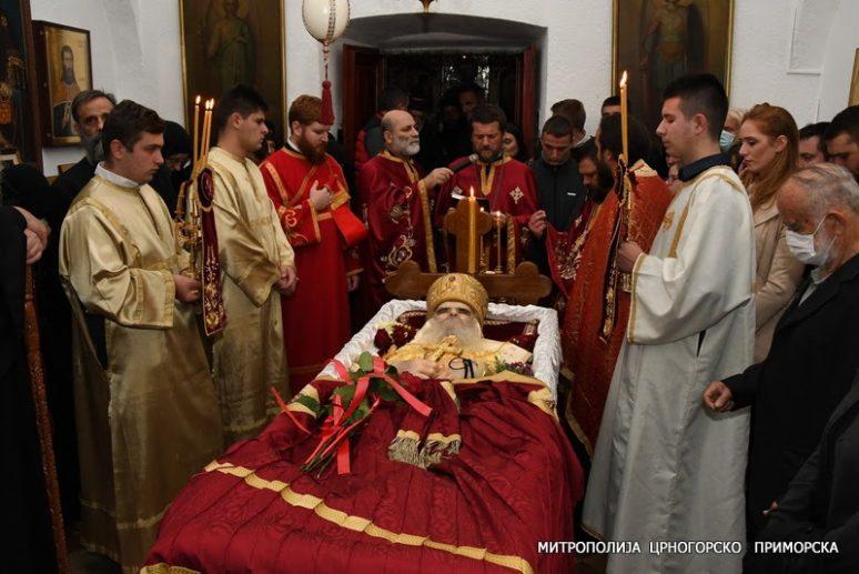 Бденије Цетињски манастир