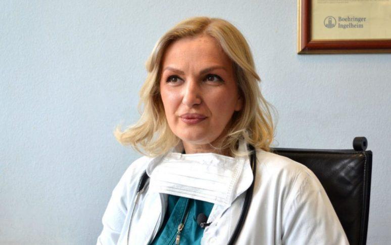 Dr Jelena Borovinić Bojović