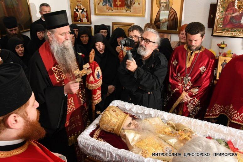 Помен Цетињски манастир