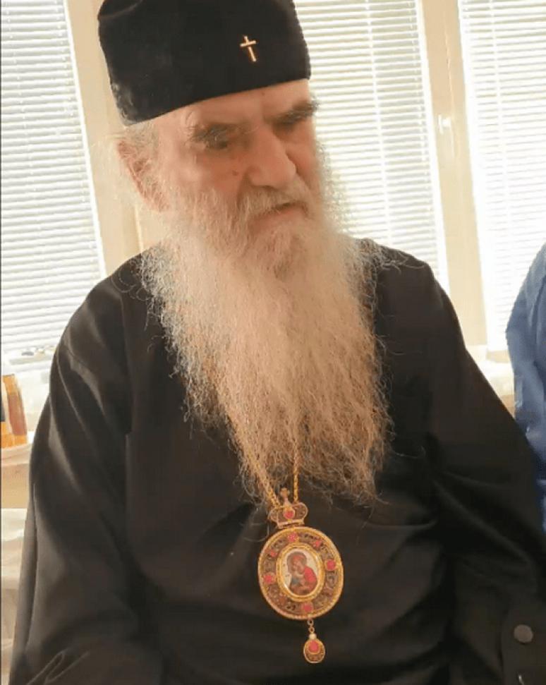 Последња бесједа Митрополита црногорско приморског г. Амфилохија