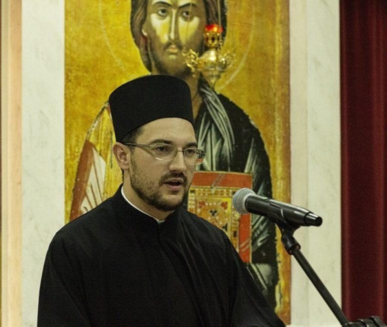 Протонамјесник Александар Јевтић