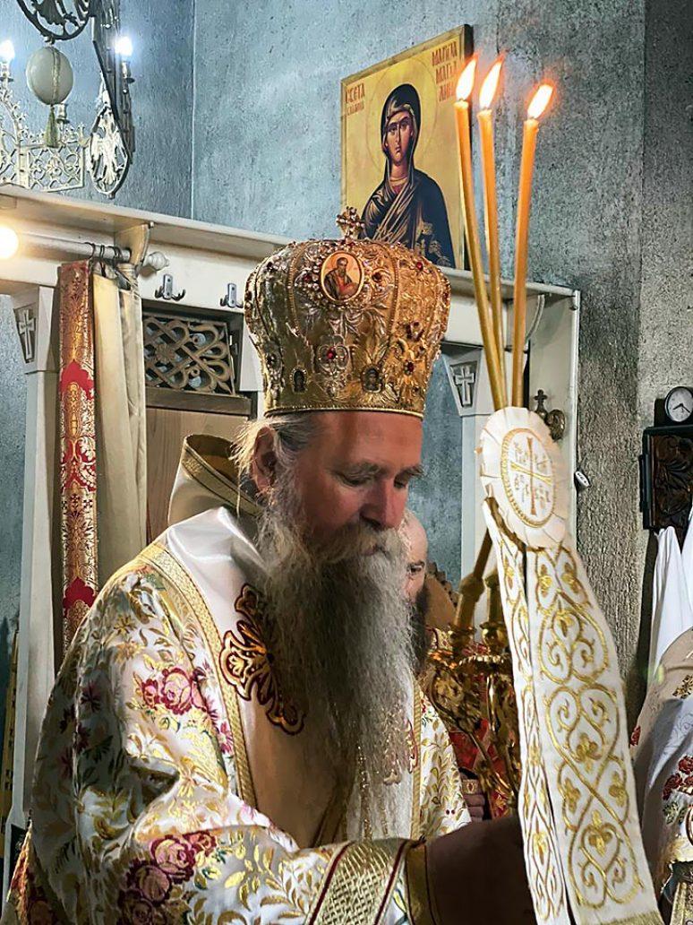 Okt 2020 Arhijerejksa Liturgija I Rukopolozenje U Djurdjevim Stupovima Ii 6