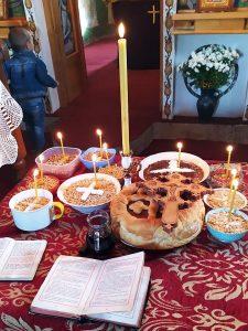Okt 2020 Liturgija I Slava Hrama U Strasevini