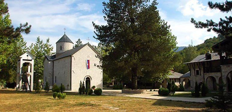 Okt 2020 Liturgija I Slava Zupskog Manastira
