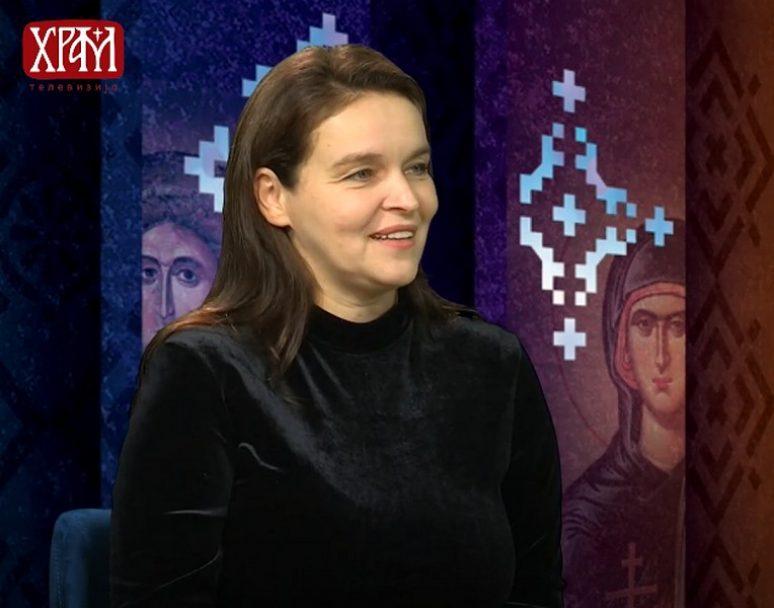 Jelena Srećkov, glumica