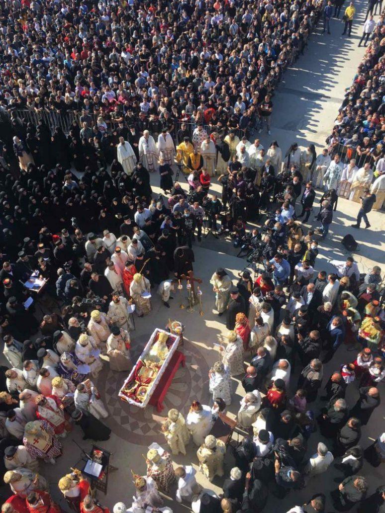 Mitropolit liturgija