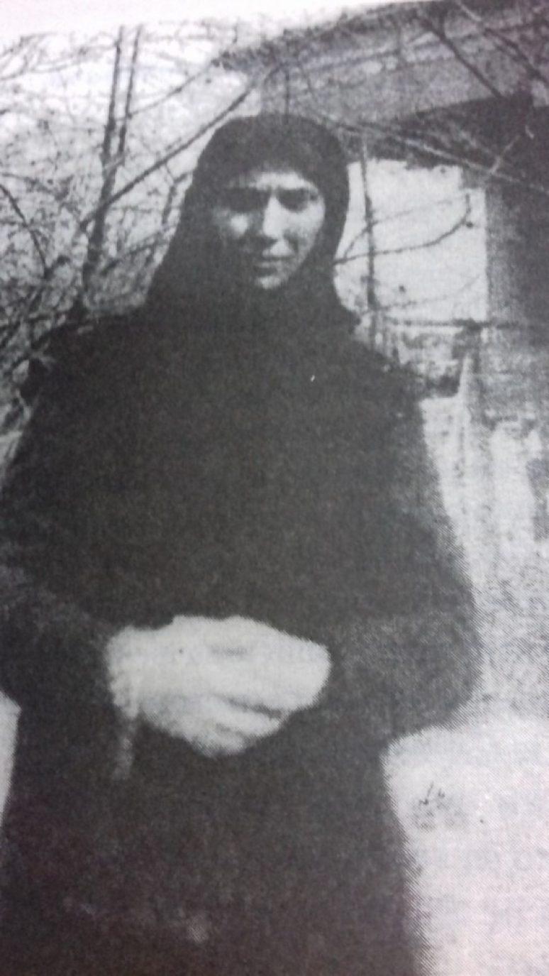 Prepodobna monahinja Stefanida Skadarska i Bitoljska (1887 1945) Izvor RTS
