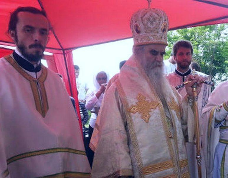 Презвитер Оливер Суботиц и Митрополит
