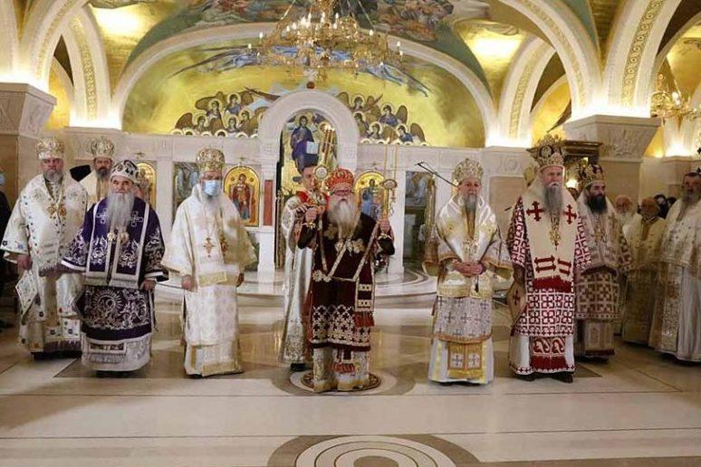 Liturgija Beograd
