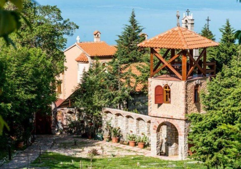 Манастир Рустово