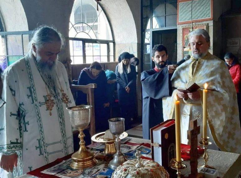 Njegovo preosveštenstvo Episkop buenosajreski i južno centralno američki g. Kirilo