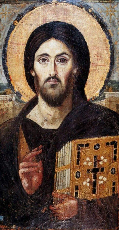 Синајски Христос