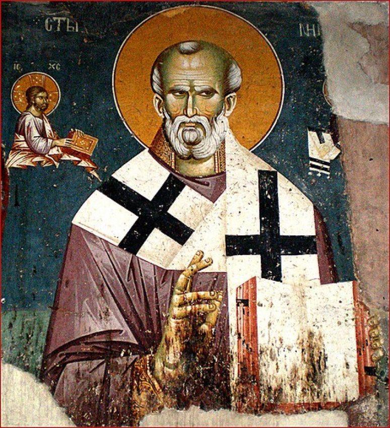 Sveti Nikolaj Arhiepiskop mirlikijski