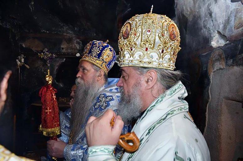 Владике Јоаникије и Кирило