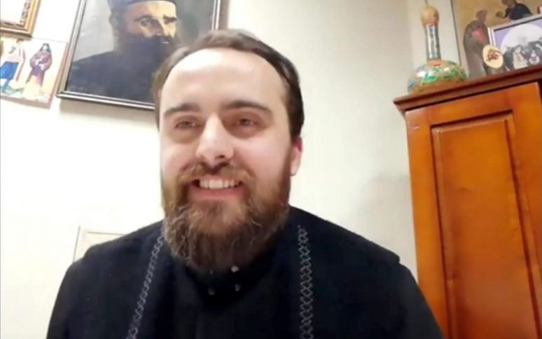 Ђакон Александар Лекић