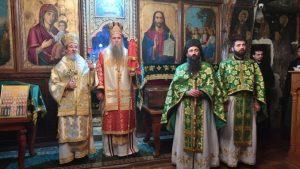 Episkop Atanasije proslavio imendan
