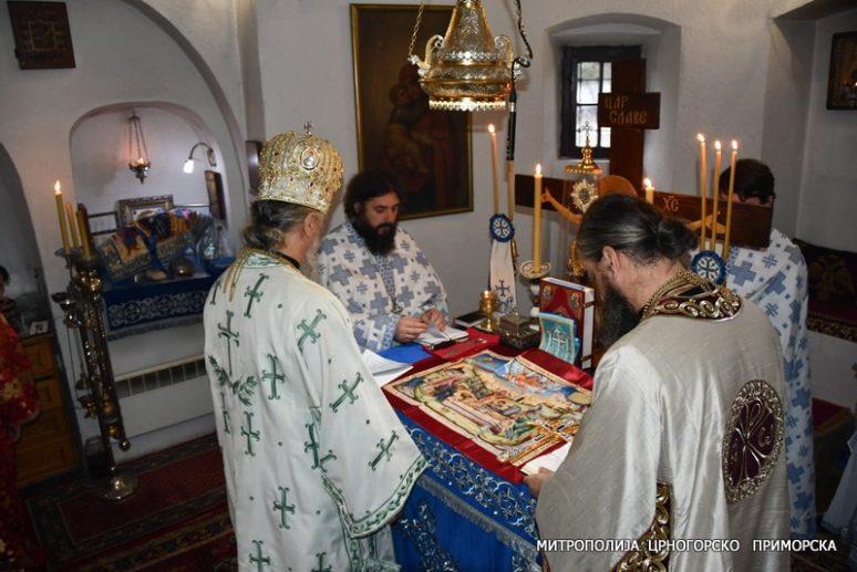 Episkopi Kirilo I Metodije Cetinjski Manastir