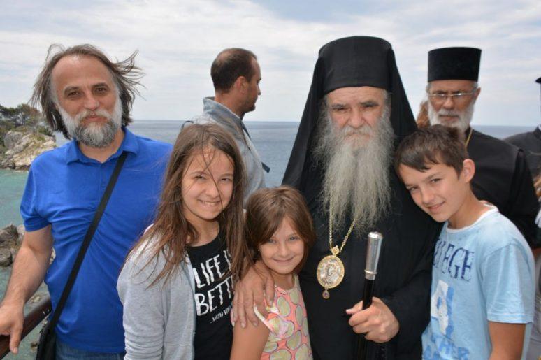 Mitropolit Porodica