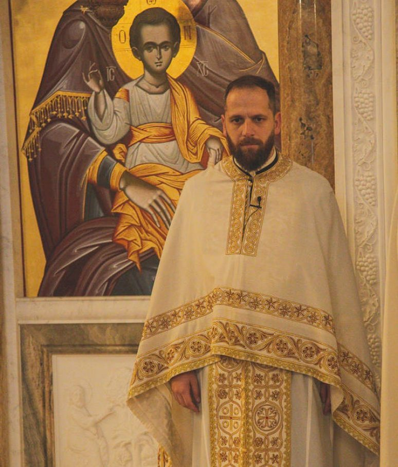 Отац Павле Божовић