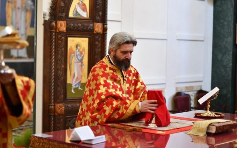 Otac Sreten Zekovic