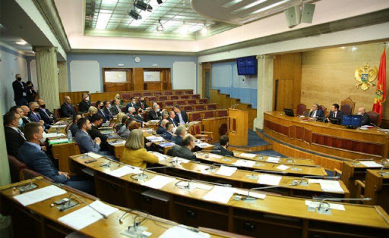 Скупштина Црне Горе