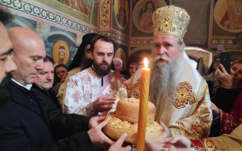 Владика Јоаникије у Паштровићима