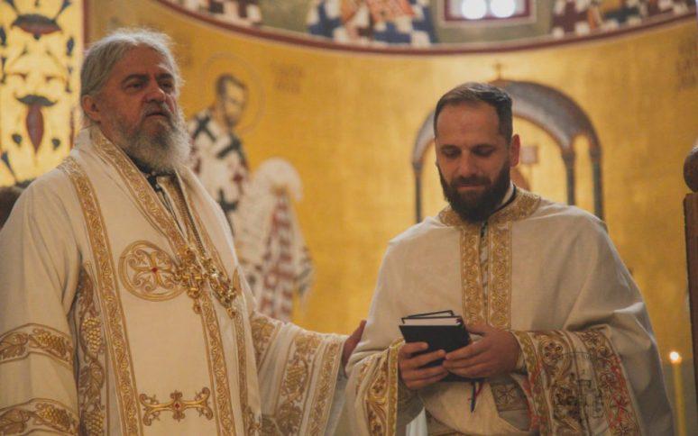 Vladika Kirilo I Svestenik Pavle Bozovic