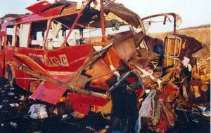 Аутобус Ливадице злочин