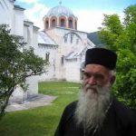 Блаженопочивши архимандрит Сава (Милошевић)