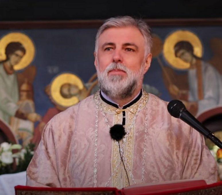 Епископ Григорије Јутјуб принтскрин