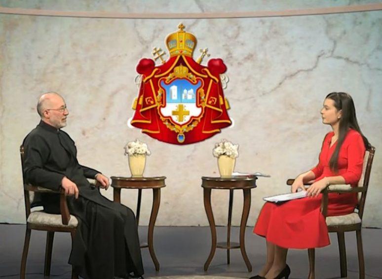 Јереј Зоран Ранковић, декан ПБФ A