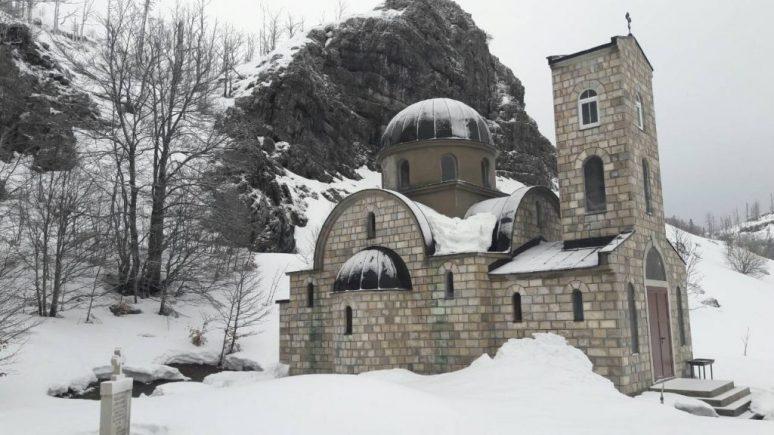Манастир Преображења Господњег на планини Сомини