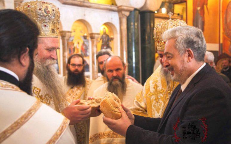 Светосимеоновски сабор у храму Христовог Васкрсења у Подгорици