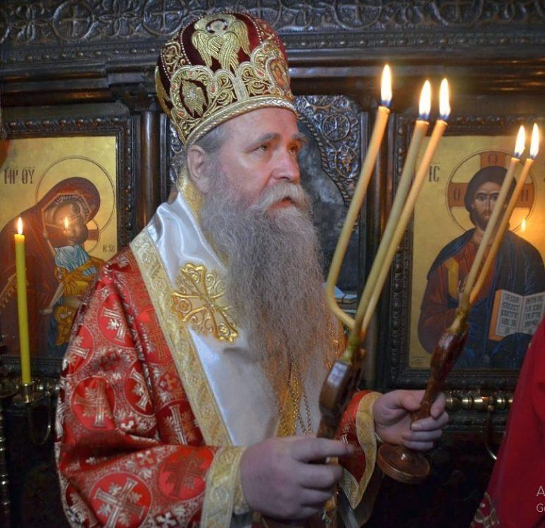 Владика Јоаникије богослужио у Горњем Острогу